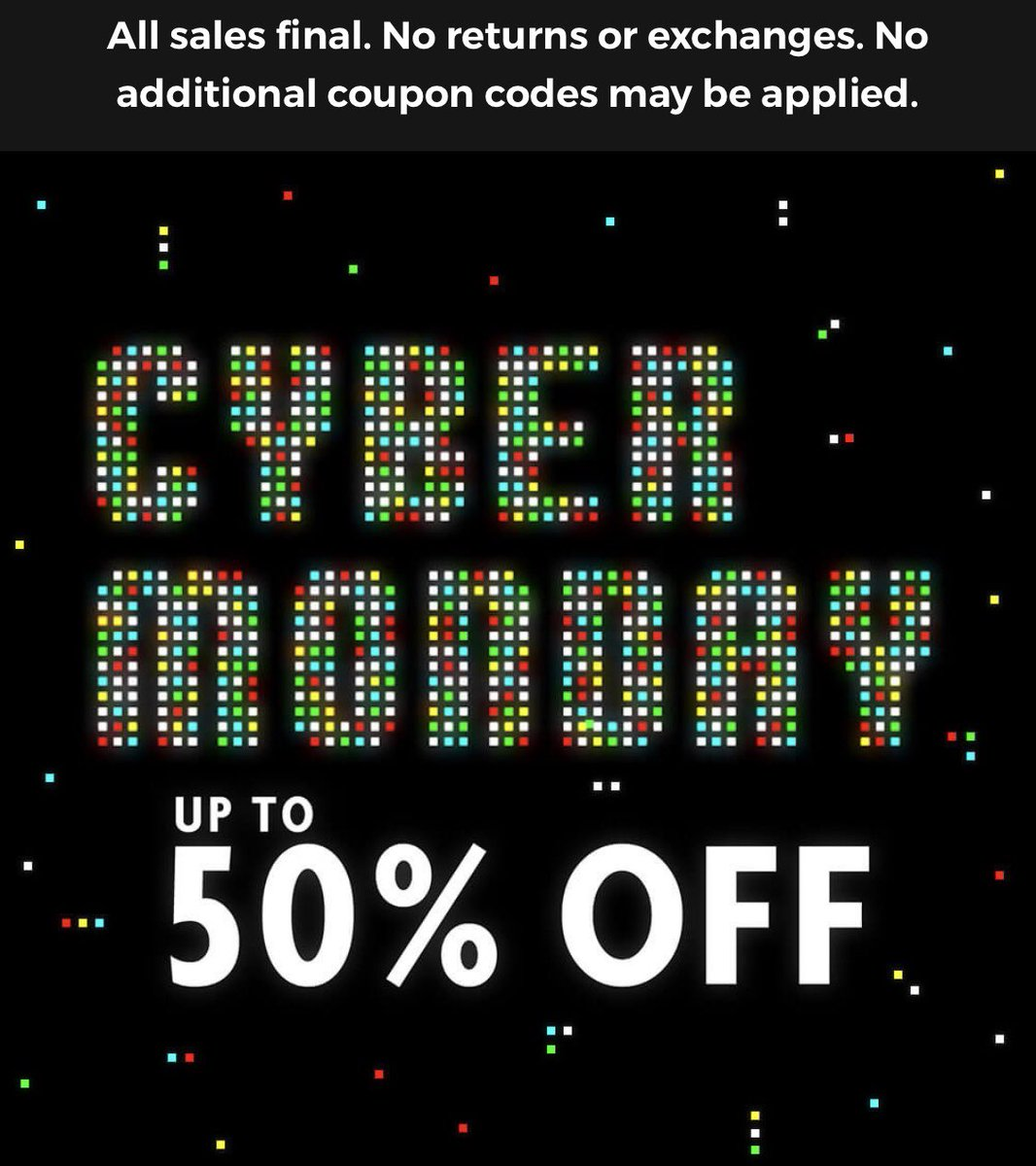 Missed out on Black Friday sales?Or maybe looking for some more awesome gear to the holidays?Then you don't want to miss the Cyber Monday sale going on right now @TRAVISMATHEW !Stop by travismathew.com for sweet deals on apparel for work and play!