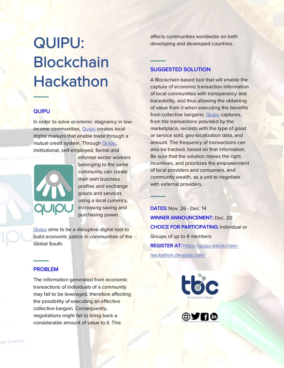 Theblockchainchallenge Hashtag On Twitter Registered Electrical Worker And Trade
