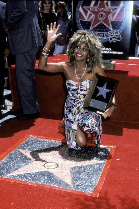 Happy birthday Tina Turner aka Legend