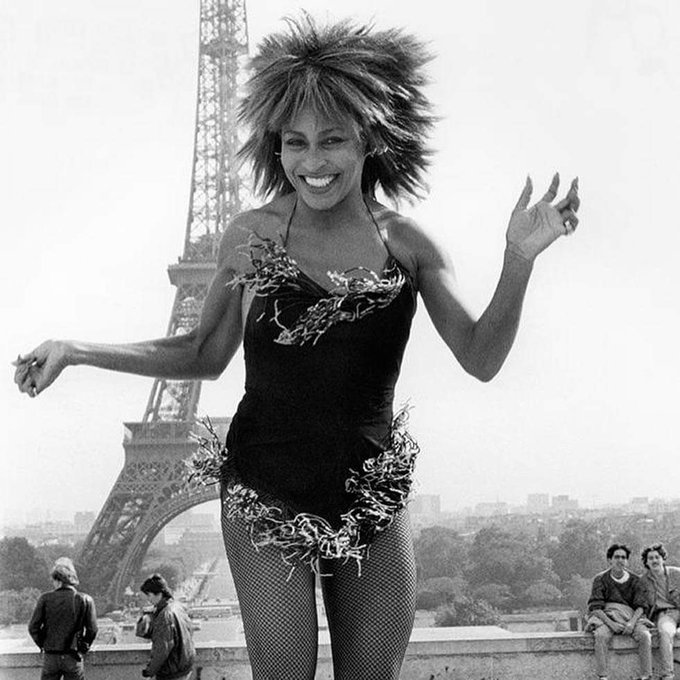 Happy Birthday ..Miss Tina Turner..who turned 78 today! Big wheels keep on rolling!!