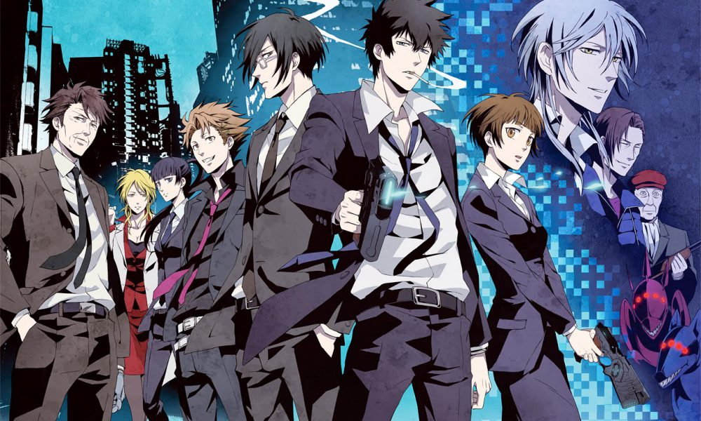 Image result for psycho pass season 1