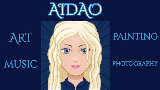 AIDAO - Art, Music, Painting and Photography: https://aidao.jimdo.com/