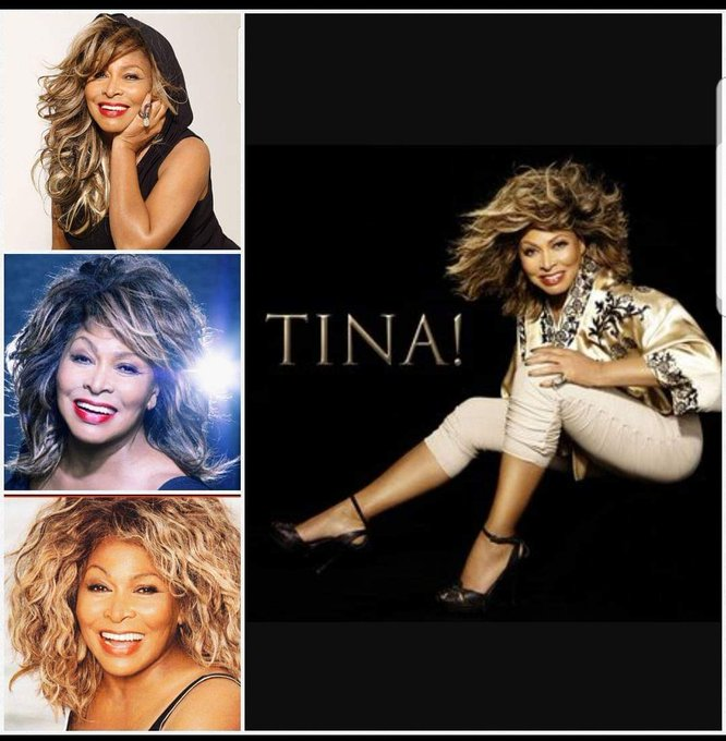 Happy birthday to Tina Turner  Simply the best