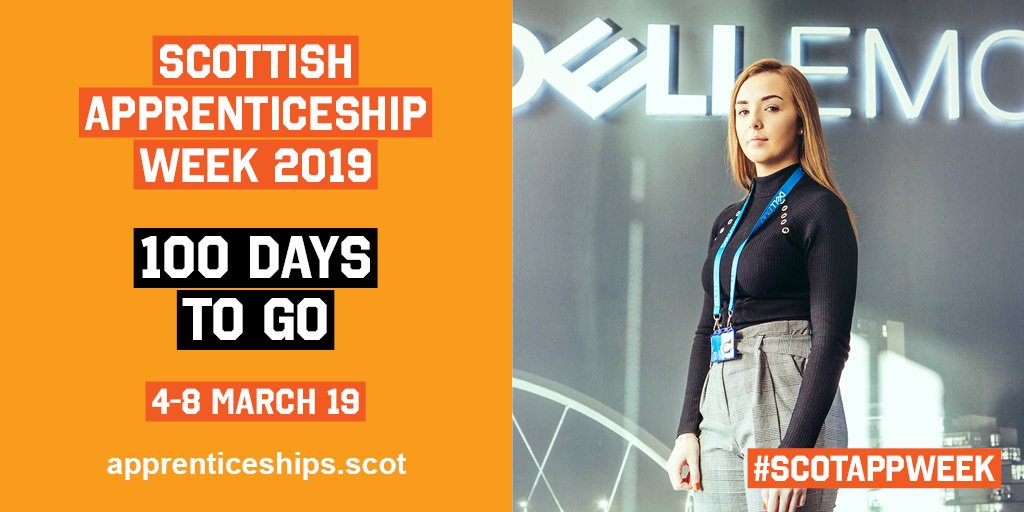 Image result for scottish apprenticeship week 2019