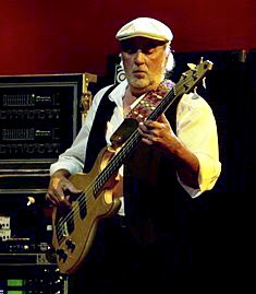 Happy birthday to John McVie.