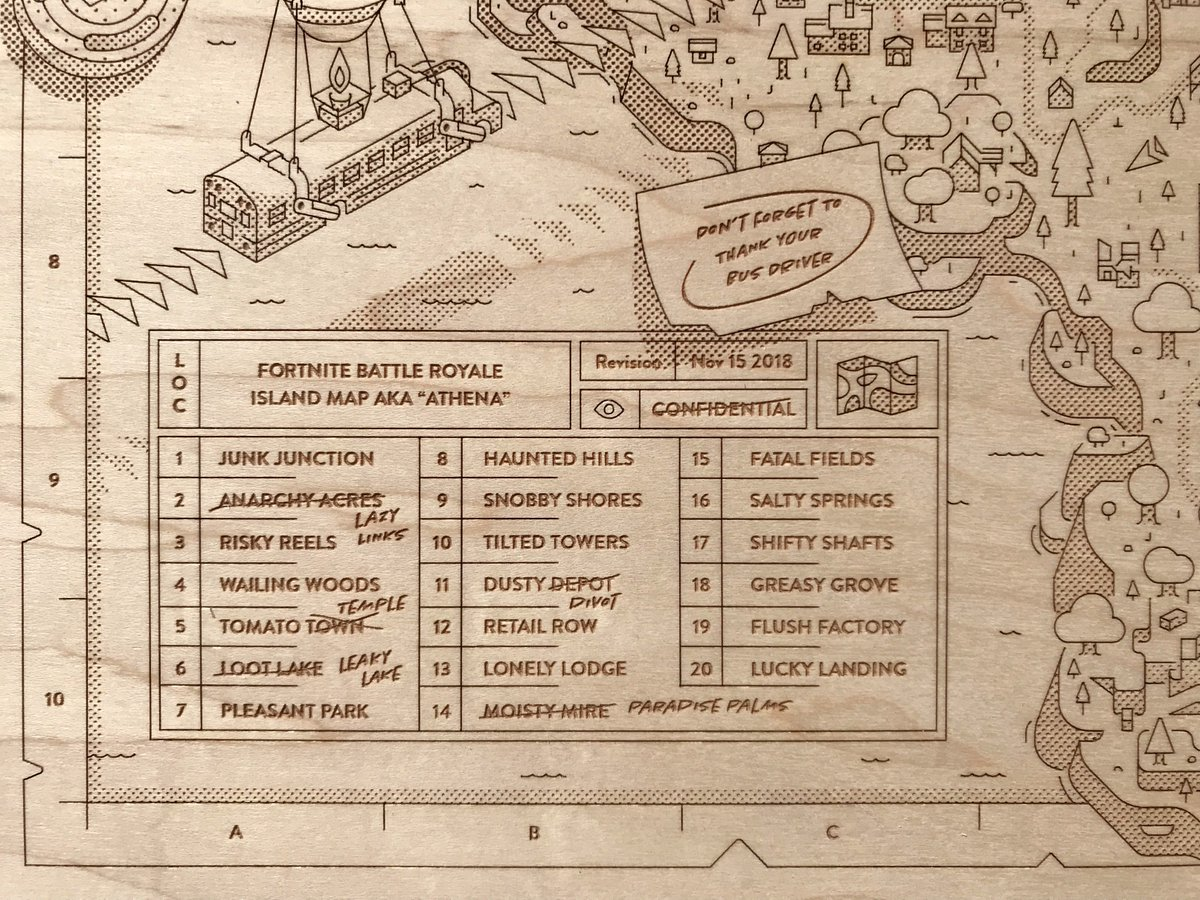 Lunar Saloon On Twitter Our Fortnite Woodlands Map Is Now