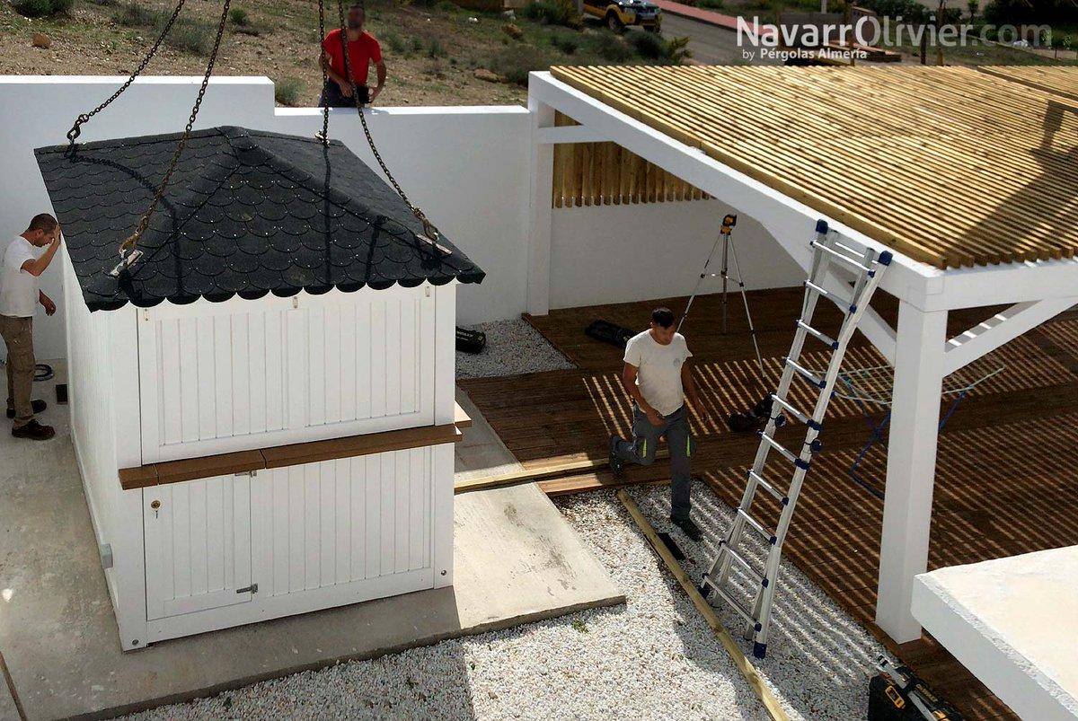 Navarrolivier в Twitter Módulo De Madera Transportable A 4