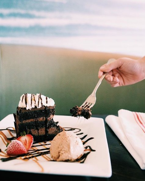 Want a piece of these? It's #NationalCakeDay! Try @bistromezz and Coastal at @AtlanticHotelFL. #cake #dessert https://t.co/6WYhfZ0UOe