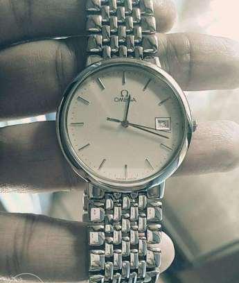 fe3a49e32f939 للبيع ساعة مميزة تصميم راقي مثل الجديدة تماماً Original OMEGA Old Model but  perfect working condition السعر 110 د.ك للتواصل0096560480275  الكويت  كويت  ...