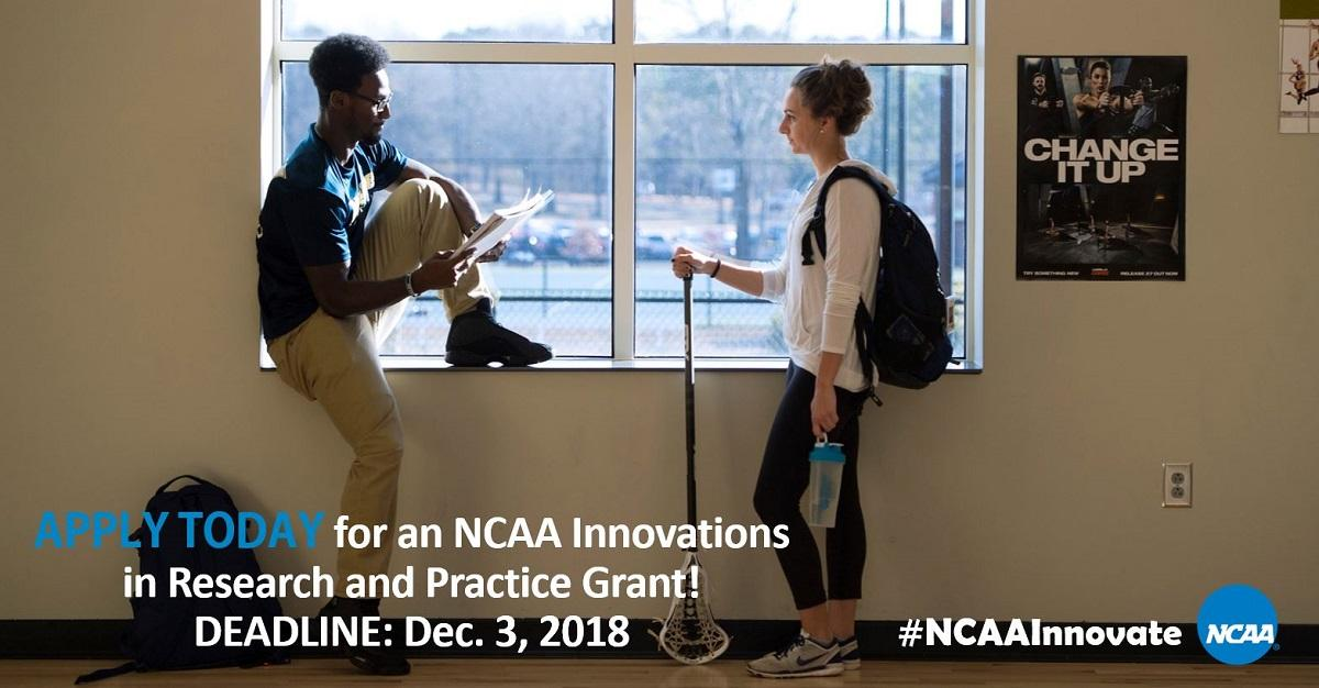 see the rfp examples of funded proposals and more info httpsonncaacom2dkxdbq due date is december 3 ncaainnovate ncaad2 whyd3pictwittercom