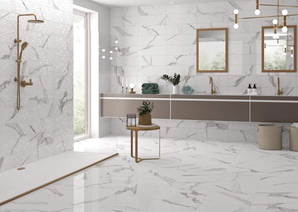 Emerald Tile Marble