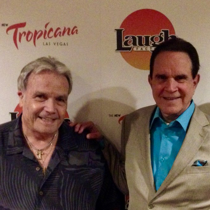 Happy Birthday to Rich Little a great friend!