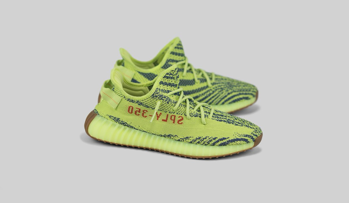 Yeezy 350 V2 'Frozen Yellow' and others
