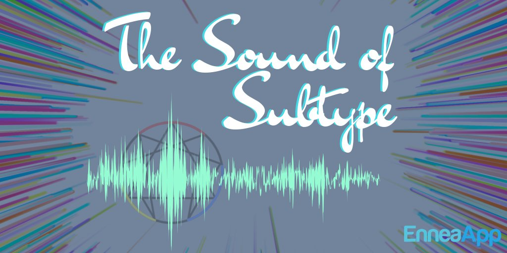 The Sound of Subtype - FREE WEBINAR  Wednesday, December 12th @ 5p PST https://t.co/oOdEMyvz1a #Enneagram https://t.co/xXhEL7JbVI