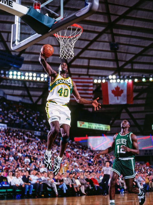 Happy Birthday, Shawn Kemp! Where does he rank among the game s top all-time dunkers?