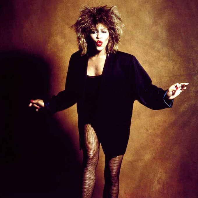 Happy birthday, Tina Turner!