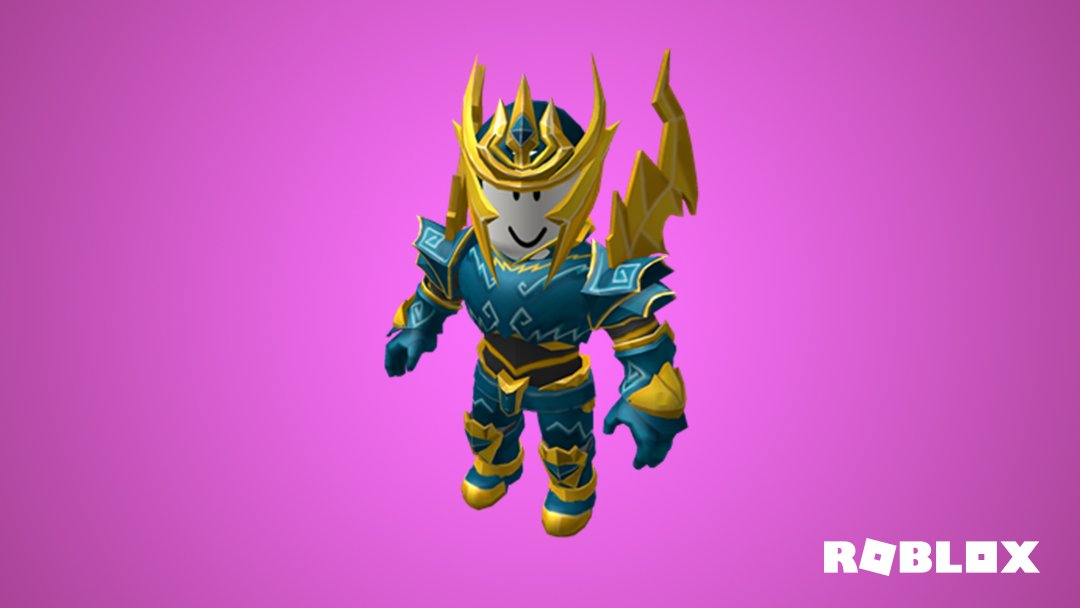 Roblox On Twitter Tame The Thunder Call The Lightning Command