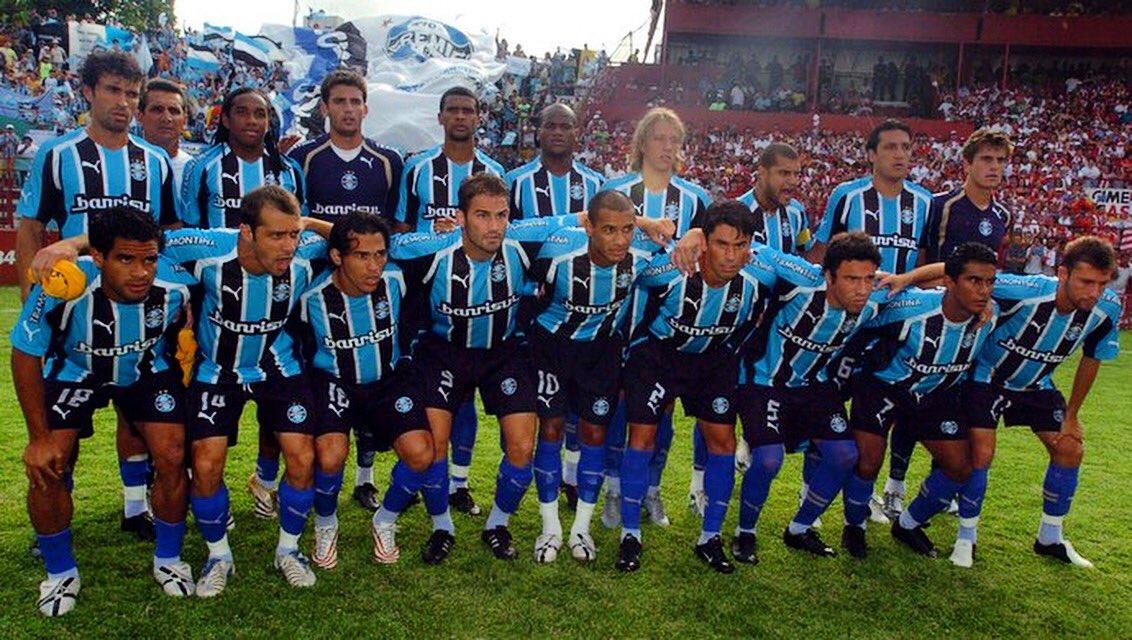13 anos do jogo mais incrível da minha carreira!! Imortal Tricolor #dalhetricolor💙 #gremio