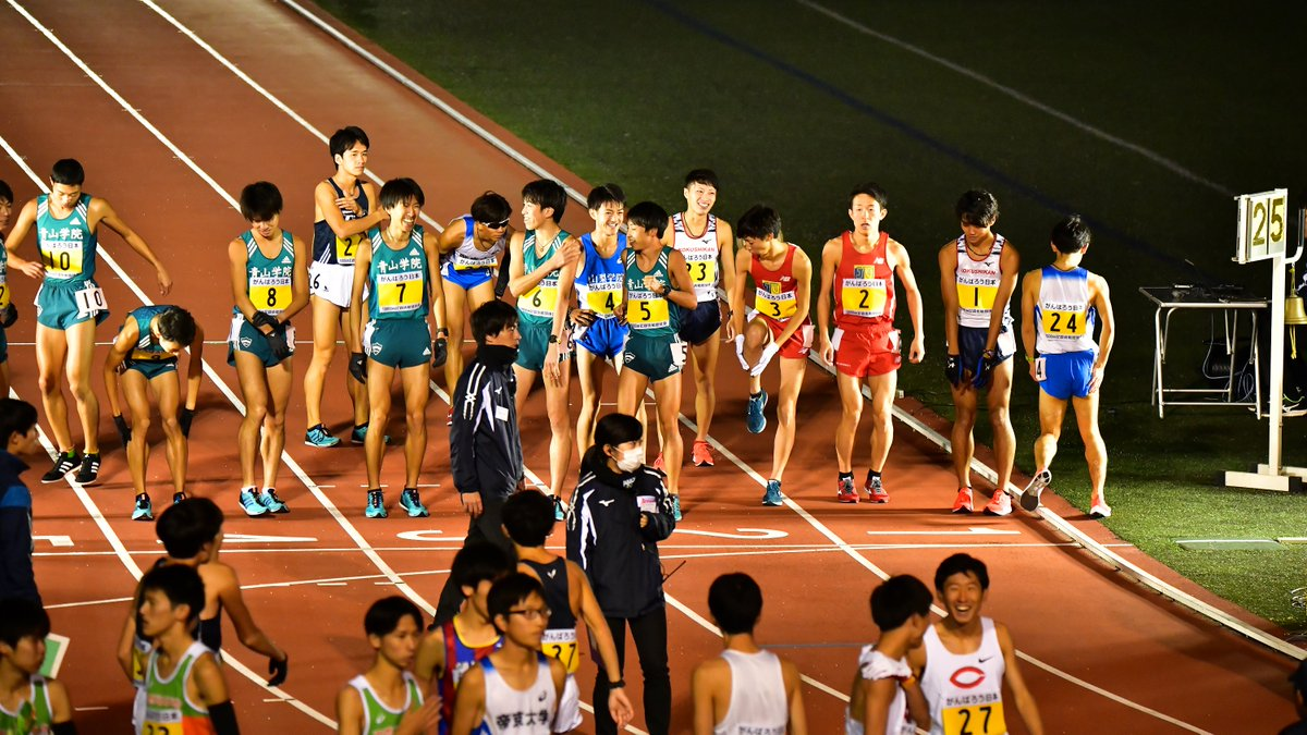 10000m記録挑戦競技会 hashtag o...