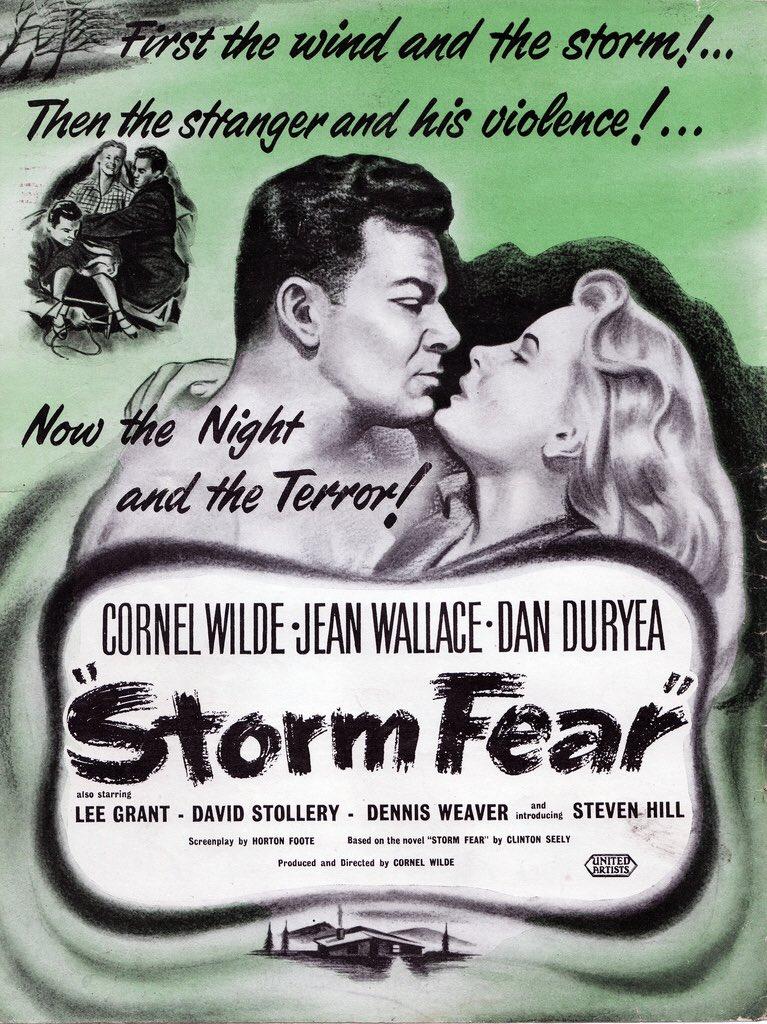 storm fear