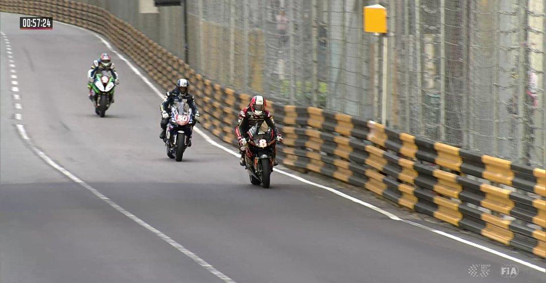 [Road racing] GP Macao 2018 DsAB_PYXgAUbaMw