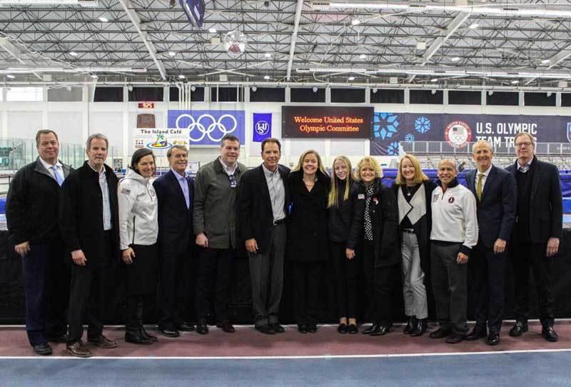 test Twitter Media - #USOC Tours Facilities In Denver, Salt Lake City Ahead Of Selection Of Winter Olympic Bid City In December #SLC2030 #Denver2030 https://t.co/Hd18c0g9tr https://t.co/WVkfMuUdFh