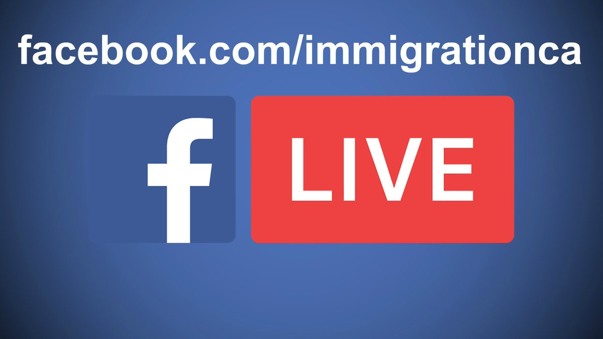 Image for the Tweet beginning: Join Canada Immigration Lawyer Colin