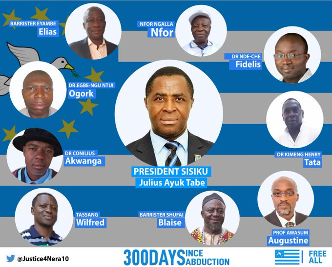 Ambazonians Highly Awaiting Supreme Court Decision fornAbducted Leaders