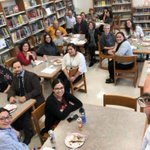 Image for the Tweet beginning: Whittier staff enjoying the great