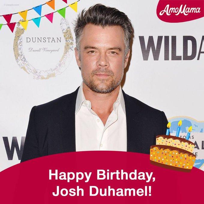 Let\s wish Josh Duhamel a happy 46th birthday!