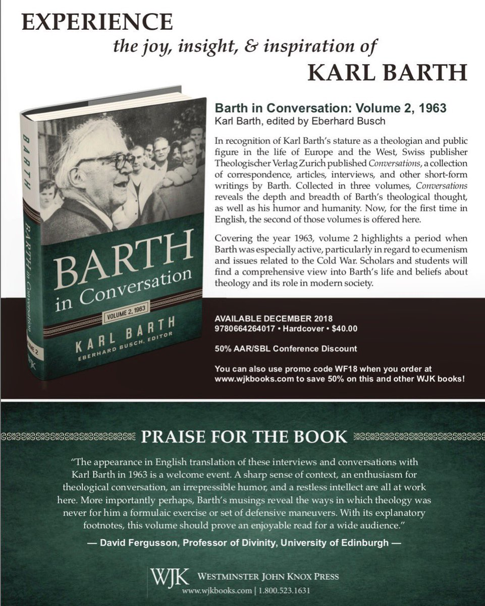 The Barth Center on Twitter: