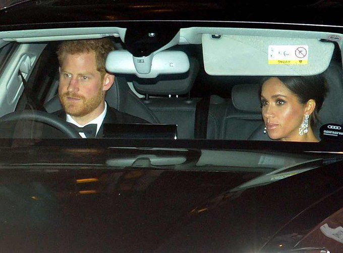 HRH Prince Harry - HRH Meghan Markle - Discussion  - Page 28 DsALwnPWwAEBr5c
