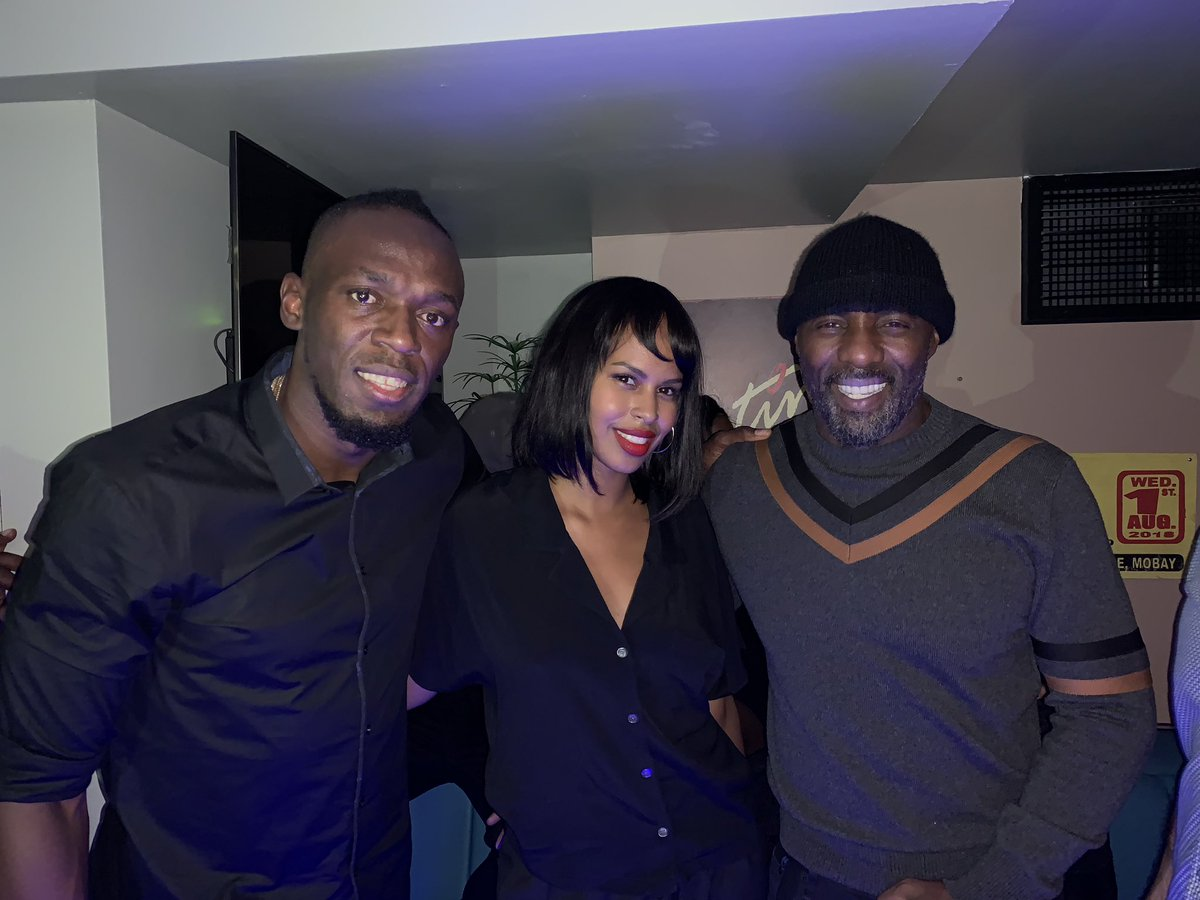 Usain Bolt Brings Jamaica's 'Good Vibe' To London With New Restaurant