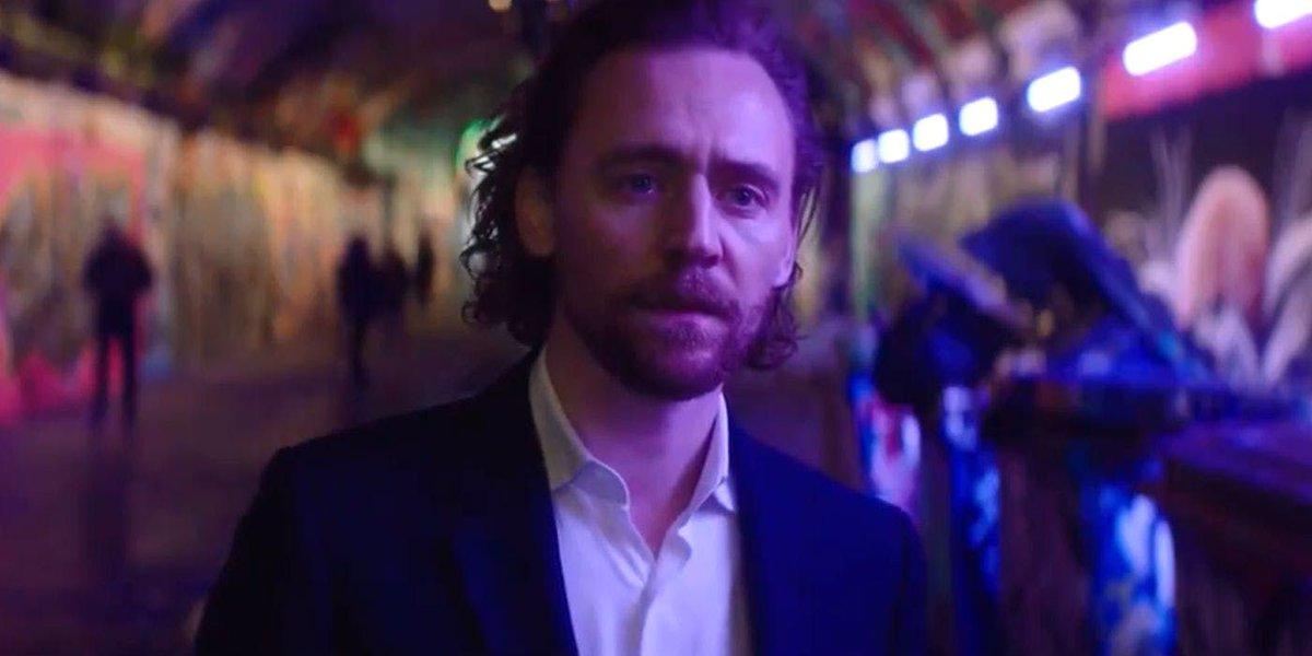 Screen Rant's photo on Tom Hiddleston