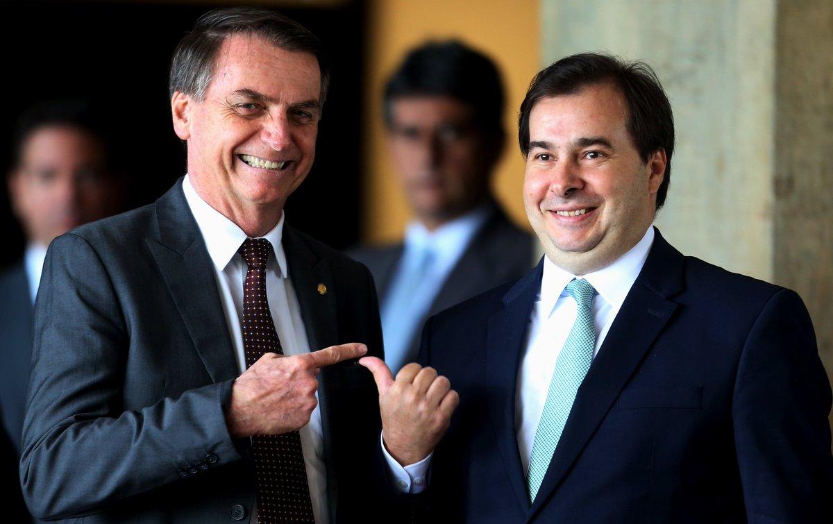 Bolsonaro sinaliza com neutralidade na Câmara. https://t.co/TTAuxmxC72
