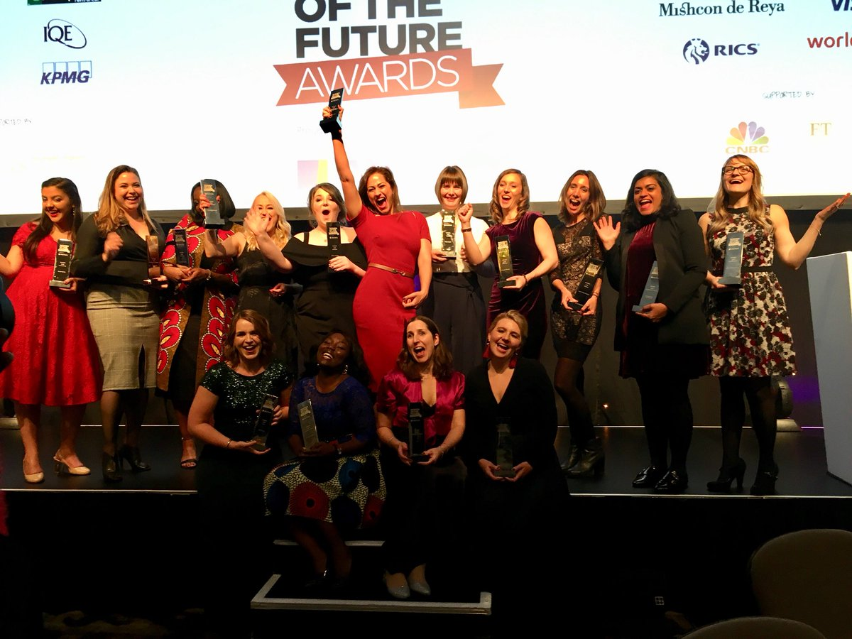 Wow! can't describe how deeply honoured &amp; humbled I am for having received the 2018 Aviva Women of the Future Award. The future is disruptive &amp; so is the path of women in infra! @RICSnews @charlesworthg @helen__kings @misskimhepburn @amanda_clack @womenoffuture  @EBRD #wof2018 <br>http://pic.twitter.com/sg7RA9p5jc