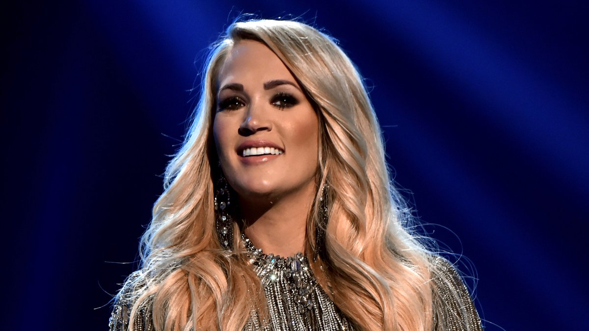 Female Vocalist of the Year goes to @carrieunderwood! #CMAawards