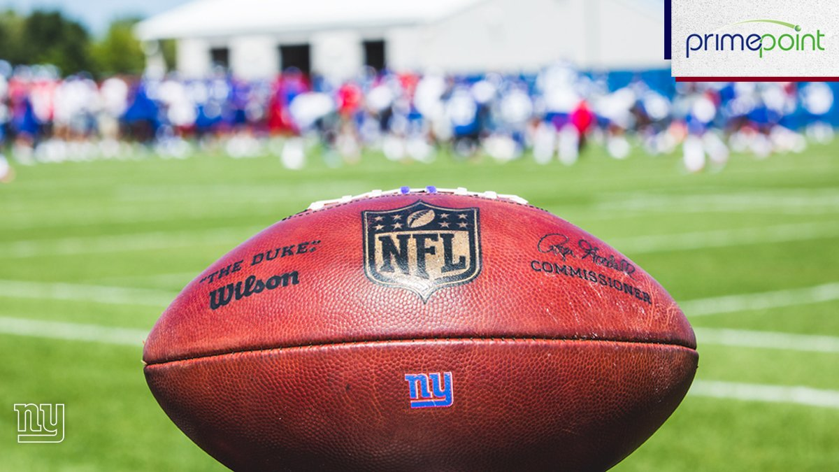 The #NYGiants have signed DB Kenny Ladler to the practice squad.  Transaction presented by @primepoint.<br>http://pic.twitter.com/VUT5qS8YuG