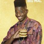 Big Mac Twitter Photo
