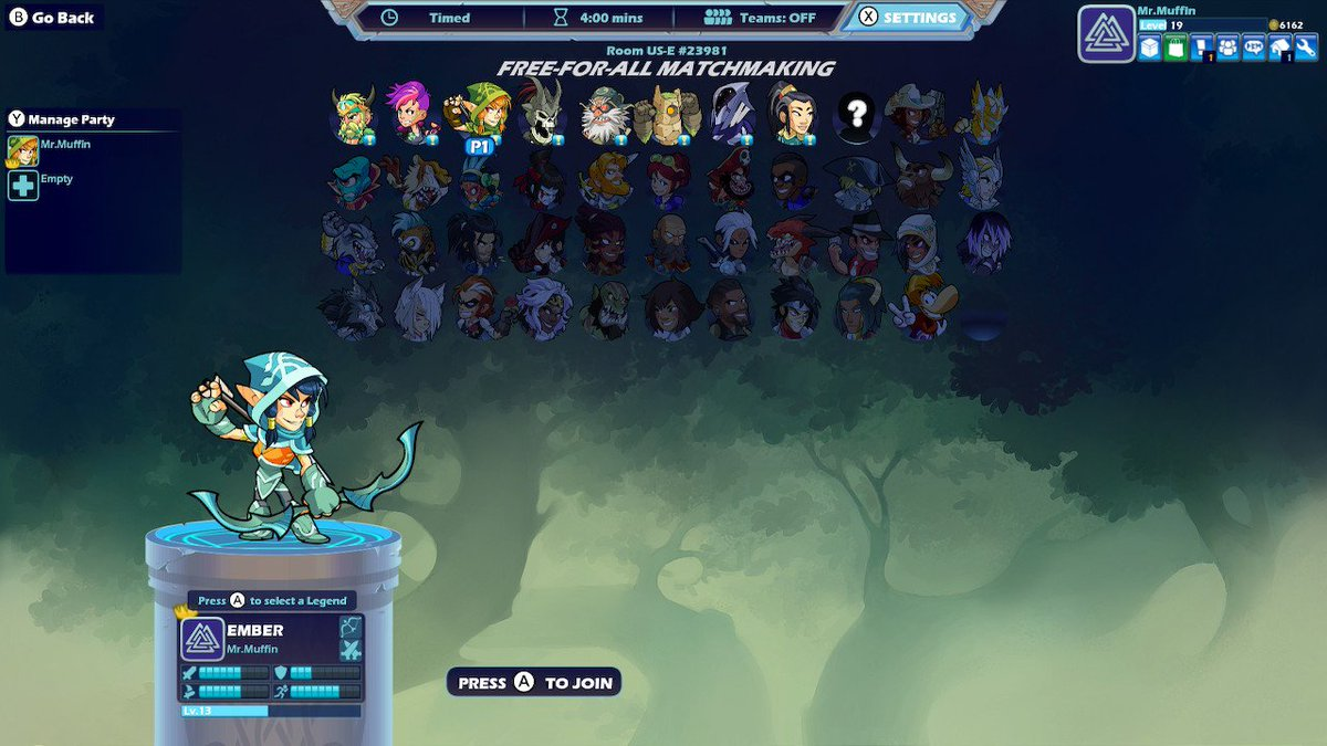 Brawlhalla photos and hastag