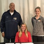 Image for the Tweet beginning: Congratulations to @LaurenBevis4 on signing