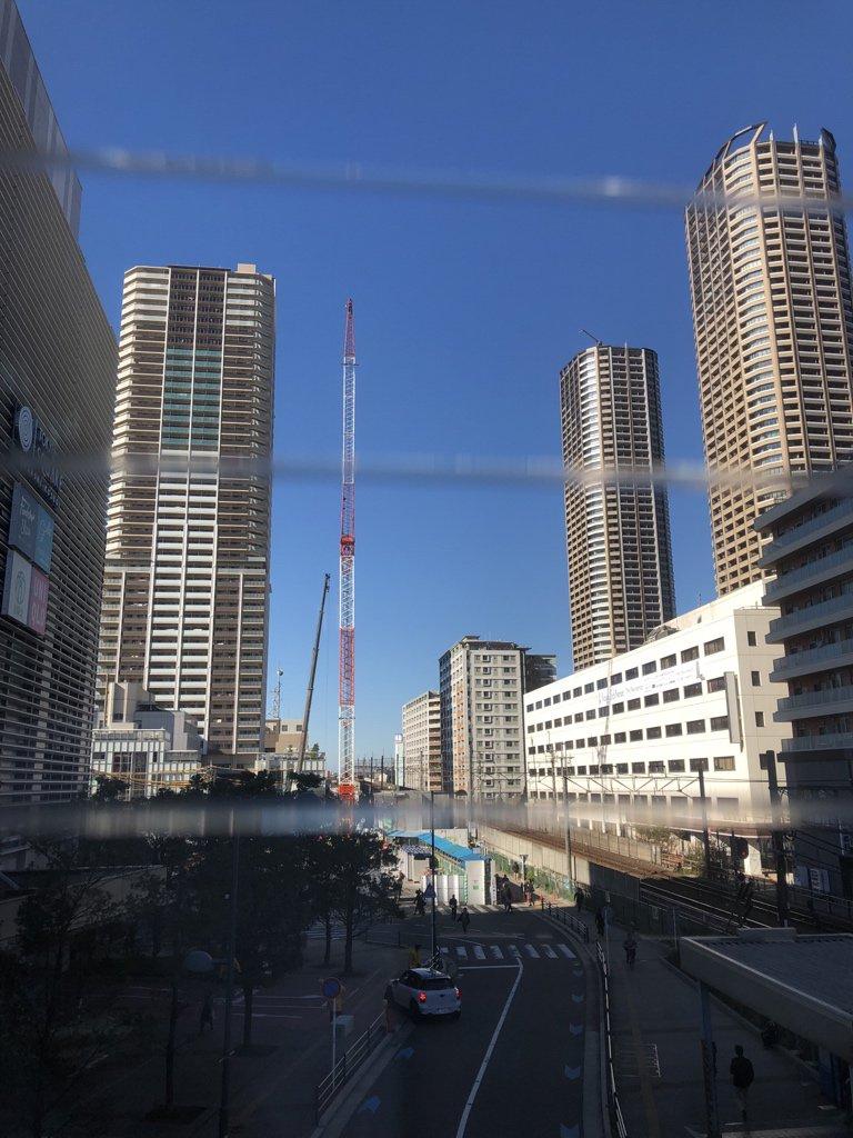 武蔵 小杉 うんこ タワー