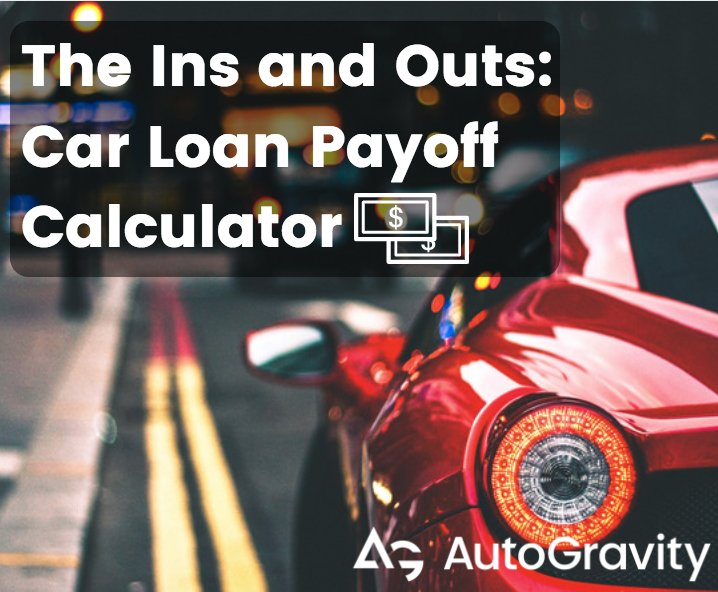 autogravity on twitter paying off your car loan soon check out