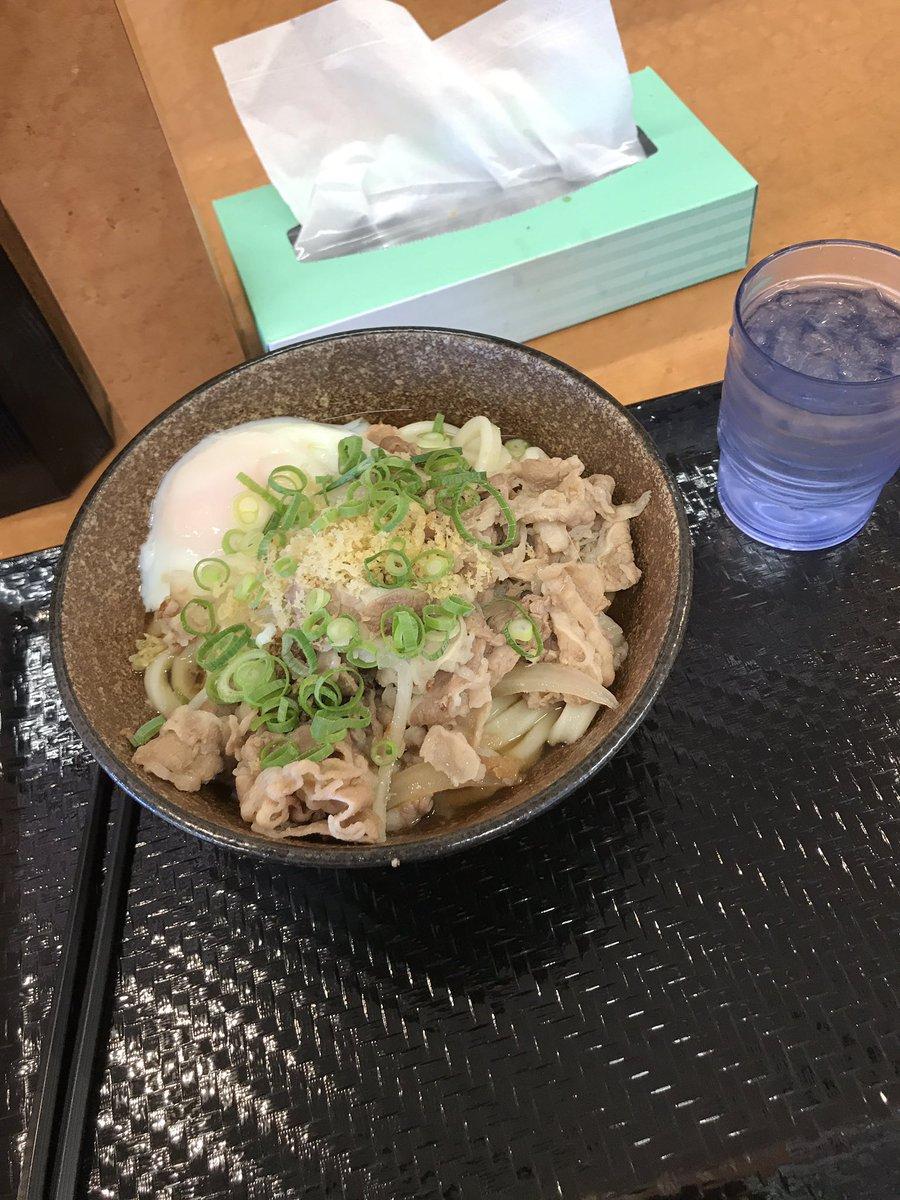 なんだか毎日のようにうどんを食べているような気がする_:(´ཀ`」 ∠):うまいからいいんだけどね(*´꒳`*)