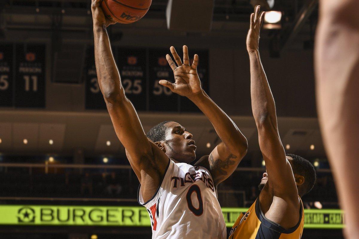 Auburn Basketball On Twitter Horace Spencer