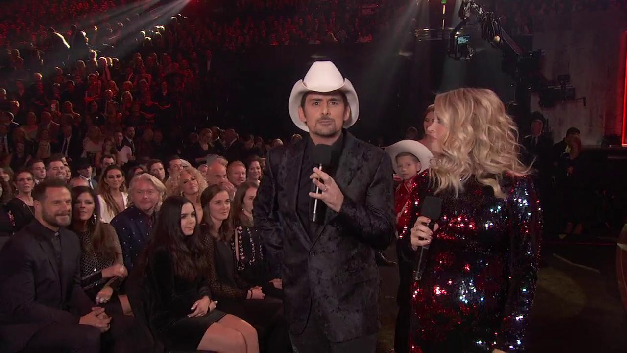 NOW ON ABC: @FLAGALine & @BebeRexha performing LIVE!  #CMAawards https://t.co/5z7x3iGxIh https://t.co/I18qaVglHP