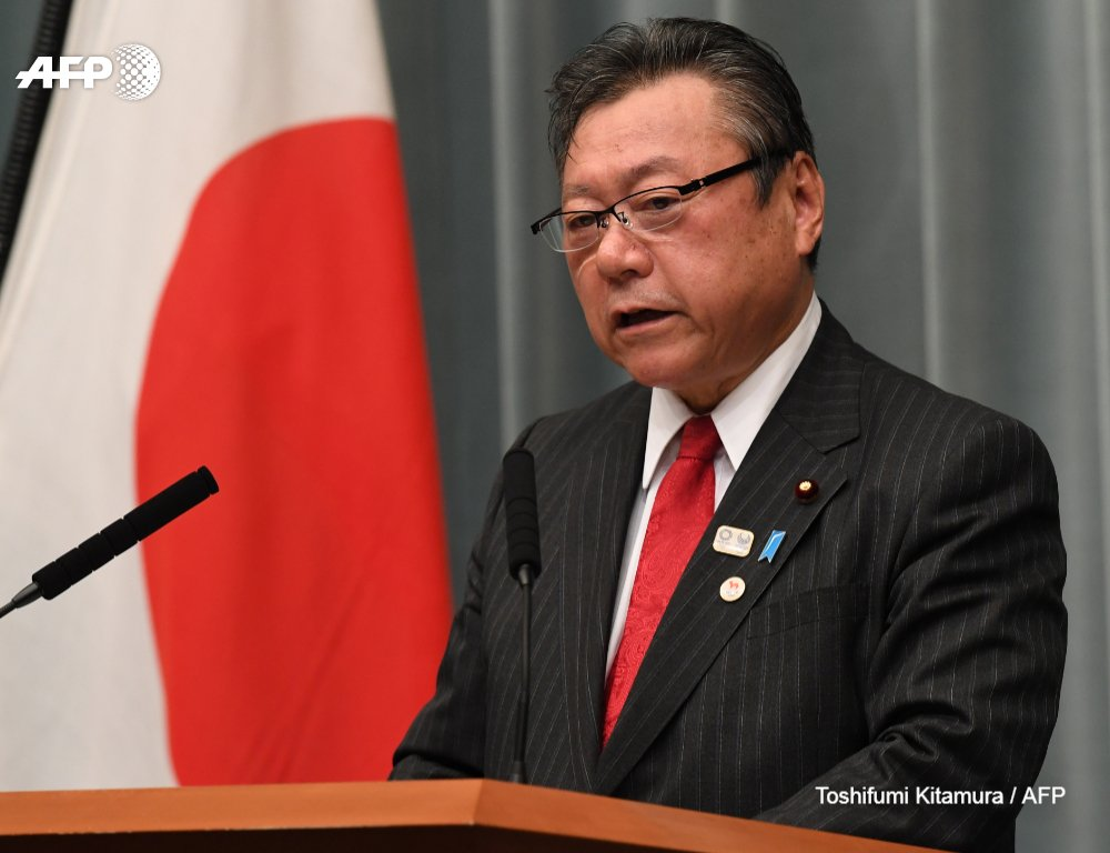 Does not compute...  Japan cyber security minister admits he has never used a computer  https://t.co/UOVeeXorAH