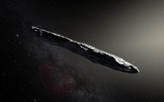 We may know where the bizarre, cigar-shaped interstellar object 'Oumuamua came from https://t.co/WZFJnRybny