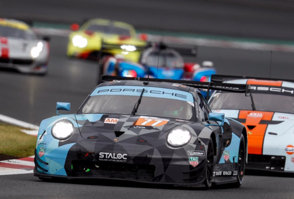 #WEC - Great confidence: The @PatrickDempsey @ProtonRacing squad will try hard at #6hShanghai to defend their GTE-Am championship lead with the No 77 #911RSR, driven by #LeMans24 and #6hSilverstone winners #ChristianRied @JAndlauer and @mattcampbell22_ @FIAWEC @Porsche
