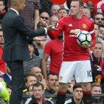 Wayne Rooney Twitter Photo